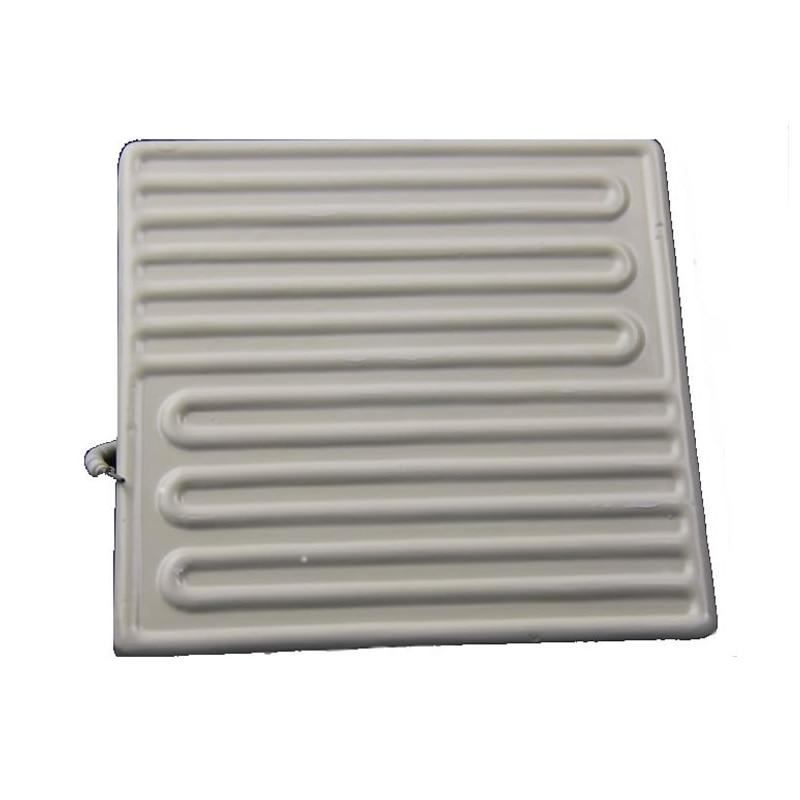 Heating Plate Far Infrared Ceramic Heating Brick BGA Rework Station Dedicated 180*180MM 800W free shipping bga rework station 240 60 220v far infrared heating panels heat tiles white ceramic heating plate heating plate