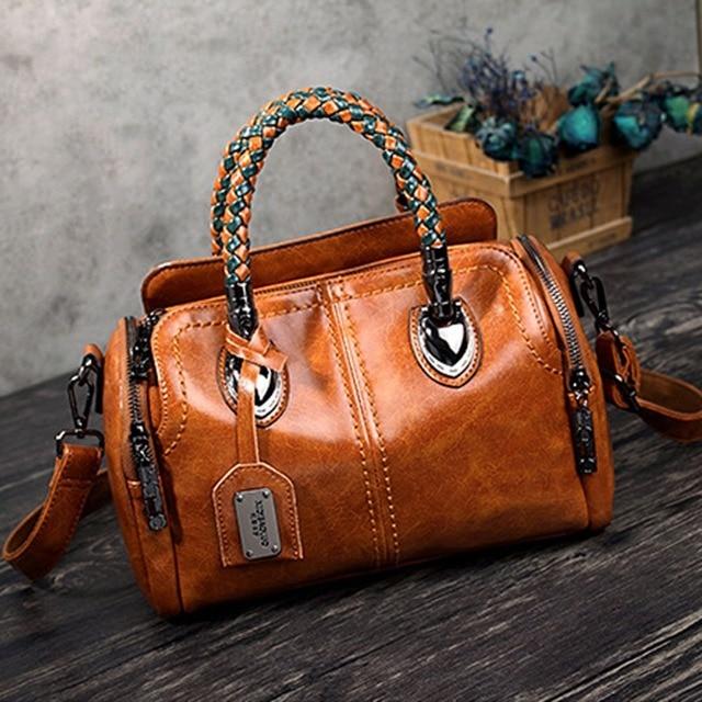 High Quality Leather Handbags  1
