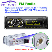 Car MP3 Wireless Receiver Bluetooth Decoders USB FM Radio AUX Adapter SD Card DIY Speaker Module Hands free Remote Control