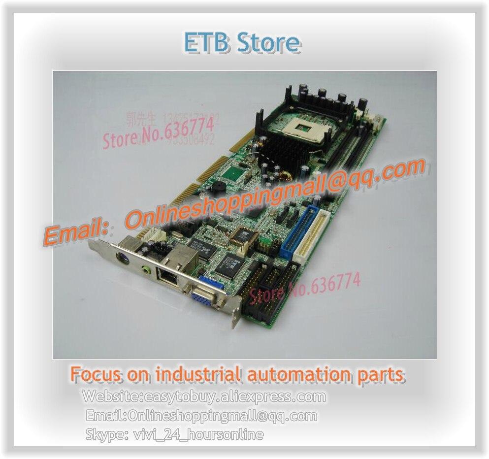 IPC board novo-7910 478 865 chip net sound CPU Card