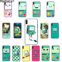MaiYaCa Cute cartoon adventure time bmo Pattern TPU Phone Cell Phone Case for iphone 11 pro 8 7 66S Plus X XS MAX 55S SE XR(China)