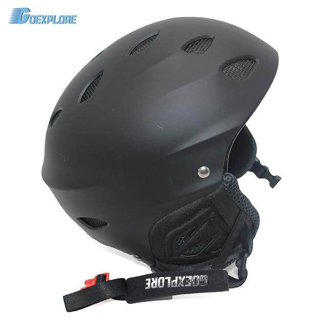 80026ec3b1d M-XL tamaño esquí casco ABS + EPA ultraligero casco nieve para mujer para  hombre