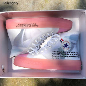 f4a93b197898 Ballengary Sneaker White Leather Casual Woman Shoes