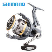 Nuovo Originale Shimano ULTEGRA FB 1000HG 2500HG C3000HG 4000XG C5000XG 5 + 1BB Bobina di Filatura di Pesca X-La Nave Saltewater ruota di pesca