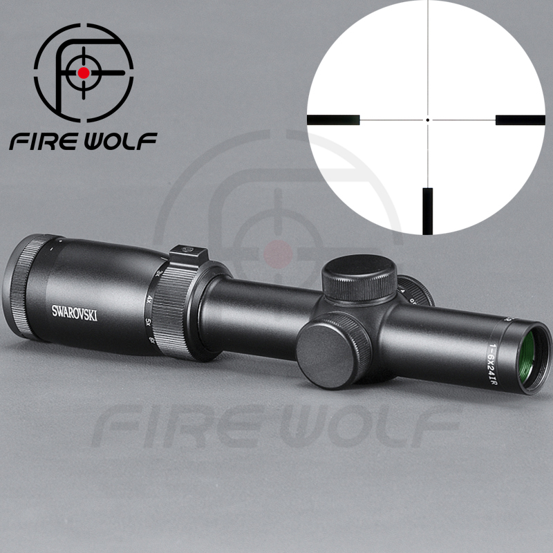 Swarpvskl 1-6x24irz3 F101 Circle Dot Punctuate Differentiation Sight Glass Hunting Rifle Scope Made In China Telescope Mildot tactical optical sights 1 6x24irz3 f101 circle dot punctuate differentiation sight glass reticle rifle scope hunting riflescope
