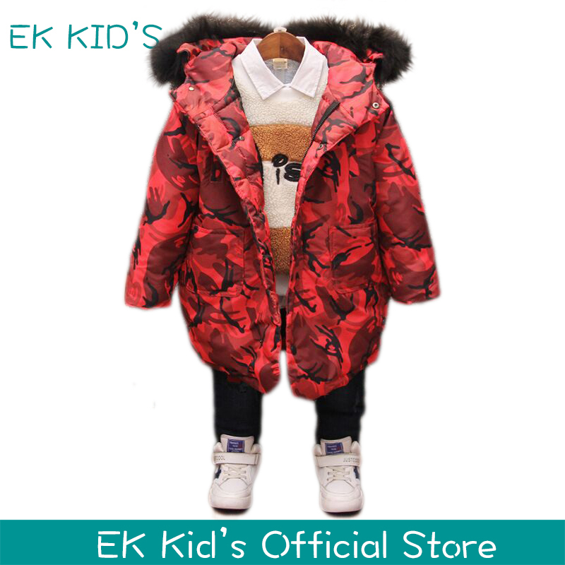 2017 New arrival fashion korean winter down coat winter jacket for boys thick camouflage coat cotton coat Wholesale got7 got 7 youngjae kim yugyeom autographed signed photo flight log arrival 6 inches new korean freeshipping 03 2017