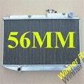 Aluminum Radiator For TOYOTA COROLLA SR5 SPRINTER TRUENO AE86 4A-GEU/C 1983-1987