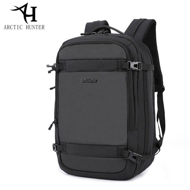 2018 Brand Waterproof Men Travel Backpacks Casual Teenage Girls Boys School  Bag Multifunction 15.6inch Laptop Male Bagpack 9819938d04b7d