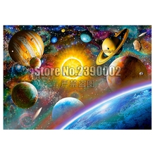 Outer Space 5D DIY Diamond painting universe landscape Full square embroidery Cross Stitch Planet Rhinestone Mosaic