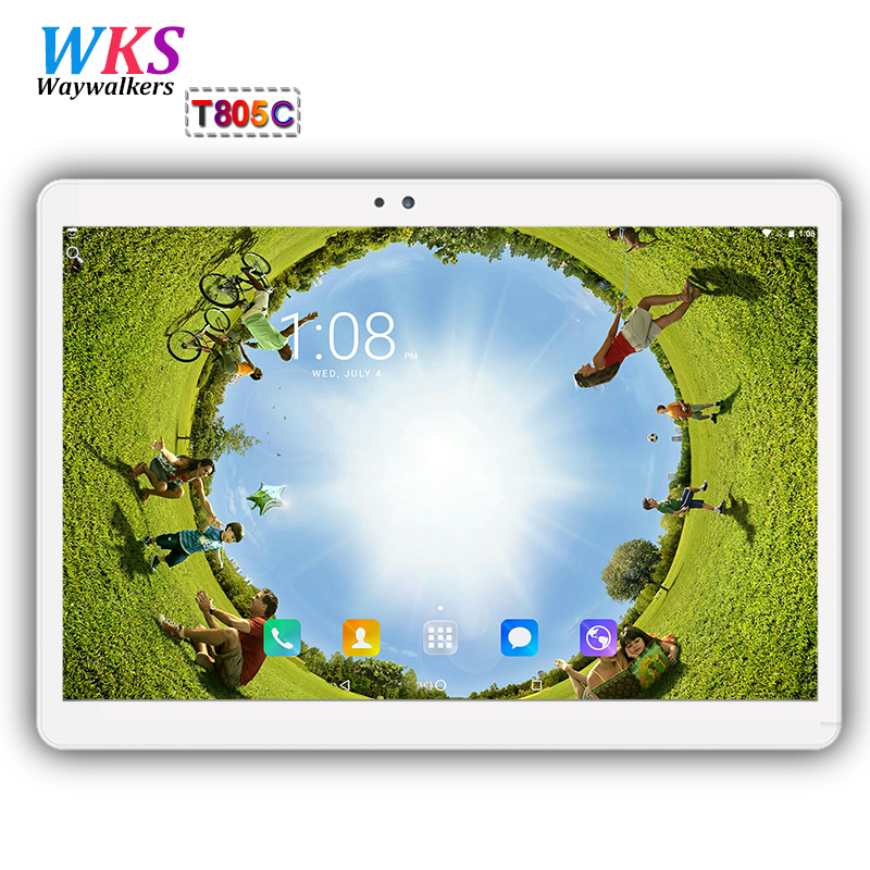 2018 Global 10.1 inch 3G 4G LTE tablet pc Android 7.0 Octa Core 4GB+64GB 1920*1200 IPS Dual SIM GPS Bluetooth tablets pc 10 10.1 free shipping 10 1 inch 2 5d screen 4g lte tablet pc octa core 1920 1200 hd ips 4gb 128gb wifi bluetooth gps android 7 0 tablets