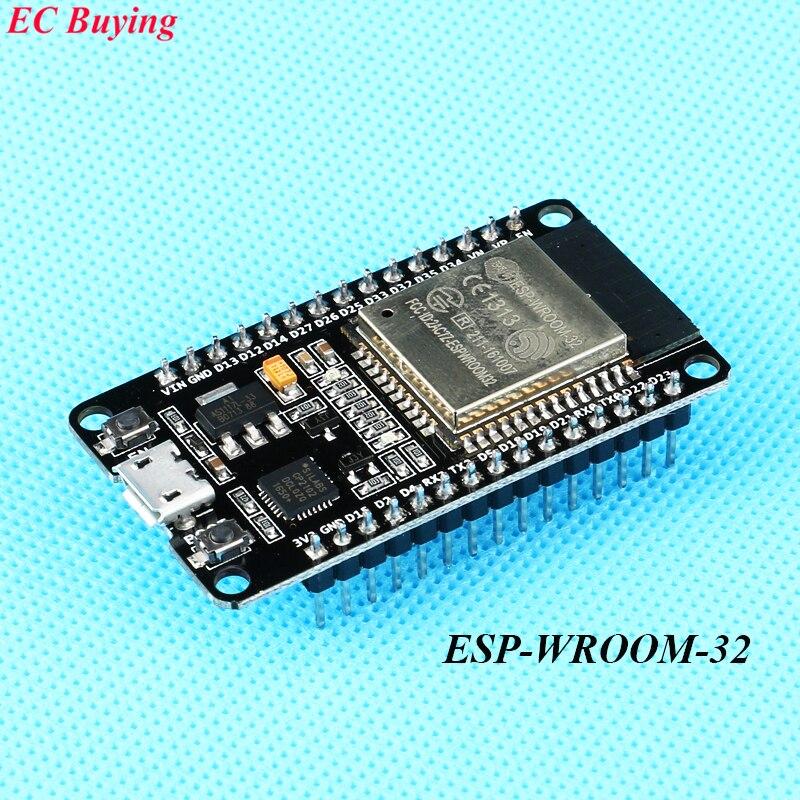 ESP32 ESP 32S Development Board WiFi Bluetooth Ultra Low Power Consumption Dual Cores ESP 32 ESP