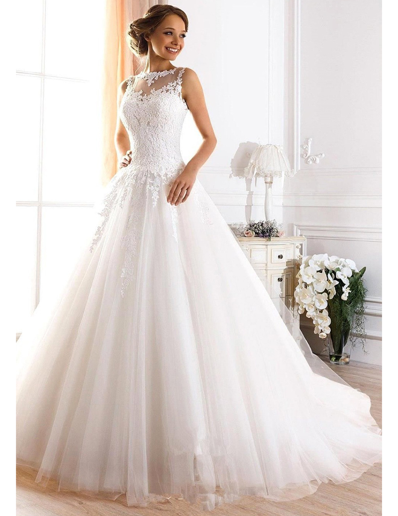 Awesome Beautiful Princess Wedding Dresses Images - Styles & Ideas ...