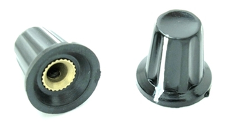 10pcs/lot Bakelite potentiometer knob hole: 4MM for WH5 WXD3-13 K17-01 potentiometer In Stock