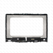 LCD Touch Screen Digitizer Assembly+Bezel For Lenovo Ideapad Flex 6-14IKB 81EM000MUS 81EM0007US 81EM000KUS 81EM000CUS 81EM000AUS все цены