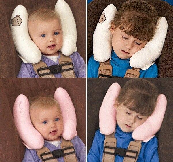 Baby Child Infant Head Neck Support Headrest Travel Car Seat Pillow Cushion Benbat 1