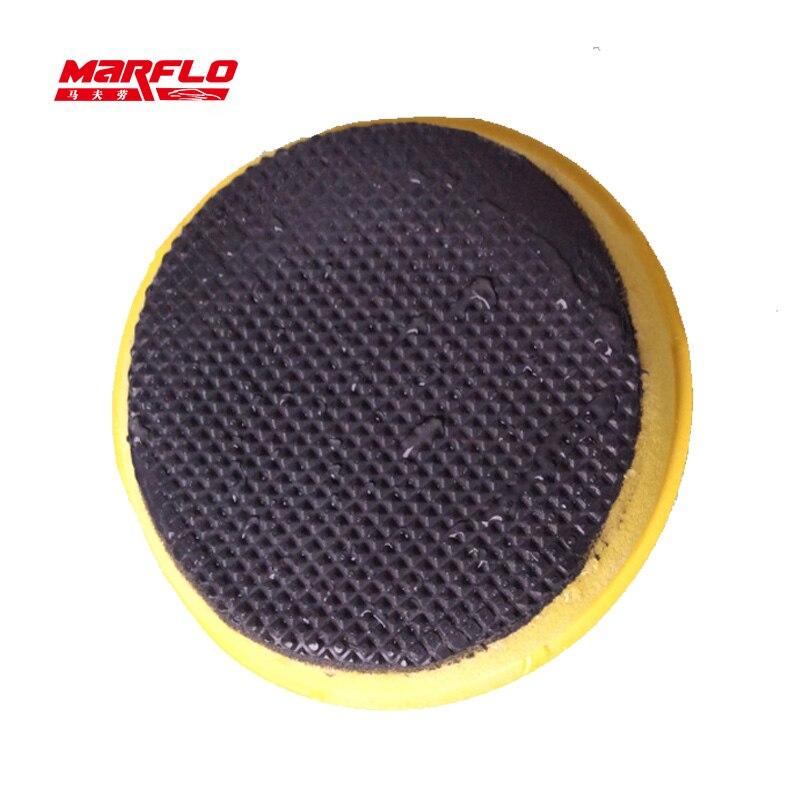 Marflo Магия Глины Блок бар высокое качество губка для мытья автомобиля с настоящая магия Глины Бар Мягкий и Детская безопасность