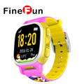FineFun PQ708 Smart Kids Watches GPS LBS Tracking GSM GPRS Positioning SOS Alarm Anti Lost Camera Support For IOS Android