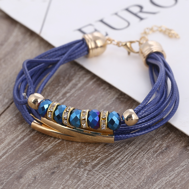 Leather Bracelet for Women HTB1j3W0a8oHL1JjSZFwq6z6vpXal