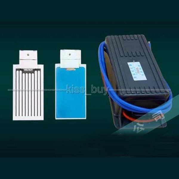 ФОТО 110V 7G Ozone Generator POWER Circuit Board + 2pcs 3.5G/hr Ozone Plate Air Purifier for water purification air purification