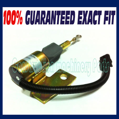 все цены на Fast free shipping, Flameout solenoid valve 3991168 FIT R130 excavator 24V онлайн
