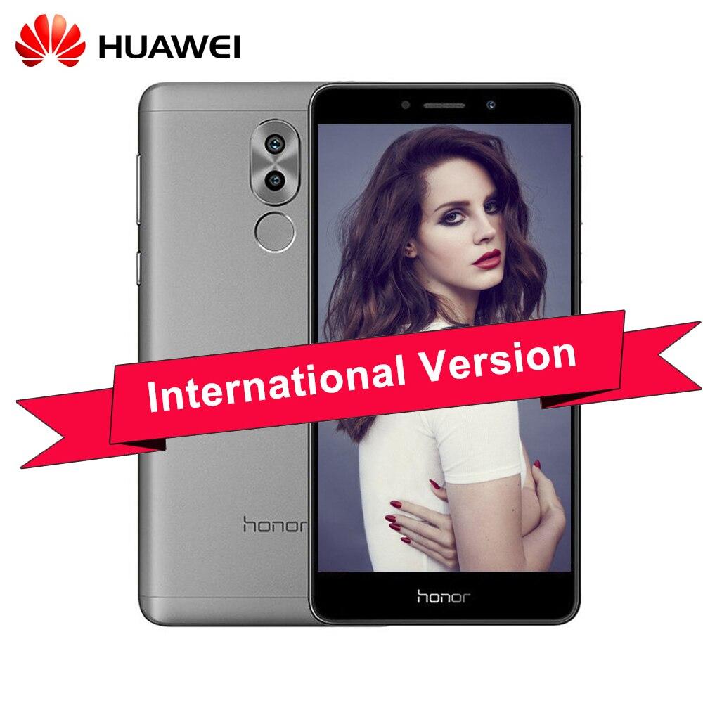 bilder für Ungeöffneten Original Huawei Ehre 6X Spielen BLN-L22 4 GB RAM 64 GB ROM Kirin 655 Octa-core Android 6.0 5,5 IPS FHD 4G LTE Smartphone