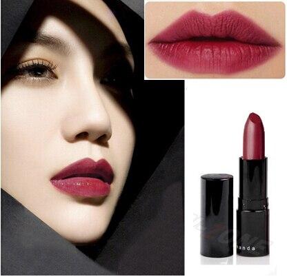 New Arrival Elegant Vampire Red Burgundy Color Lipstick