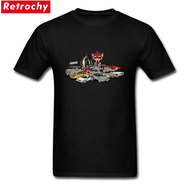 Men's Chariots Retired Personalized T shirts Short Sleeve O Neck ...