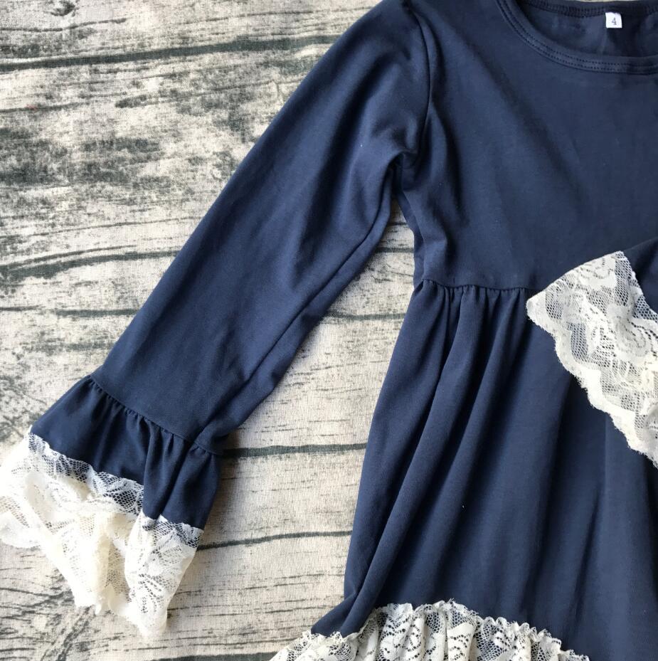 China lieferanten großhandel Baby Mädchen gesmokt kleid spitze stoff ...