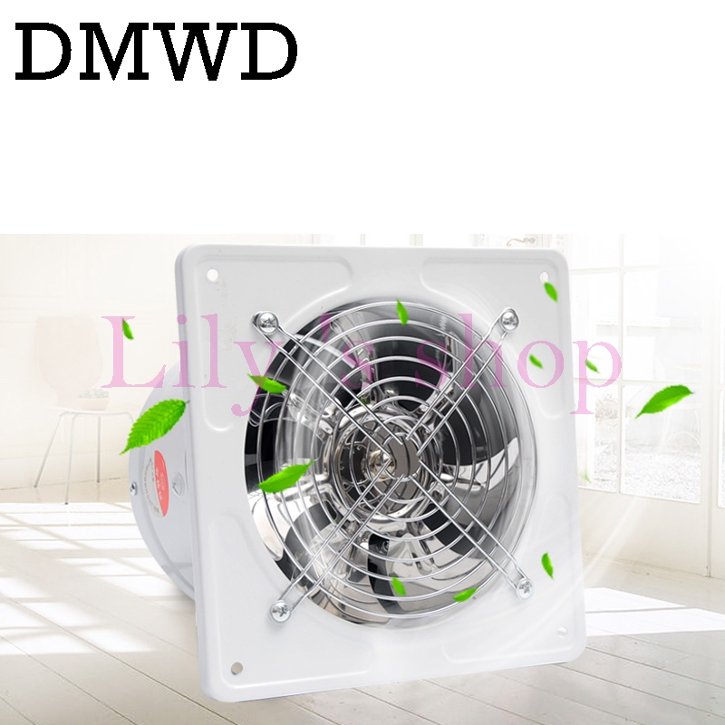 Dmwd 6 Inch Kitchen Toilet Exhaust Fan Louver 6 Quot Window