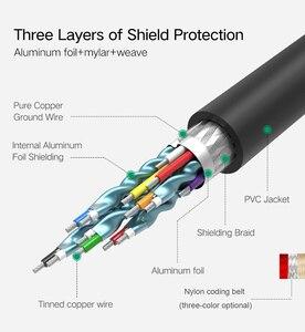 Image 3 - Высокоскоростной кабель HDMI 1 м 2 м 3 м 5 м 10 м 6 футов видео 4K 2160p HD 1080p 3D   Xbox PlayStation PS3 PS4 TV PC