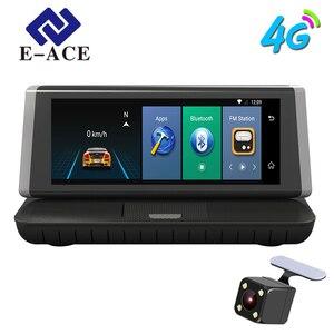 E-ACE E02 8inch 4G Car GPS Nav