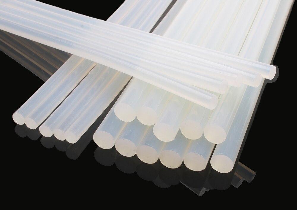 7mm Transparent Hot Melt Glue Stick For Heat Pistol Electric Glue High Viscosity Glue Stick Repair Tool Kit DIY Product Repair