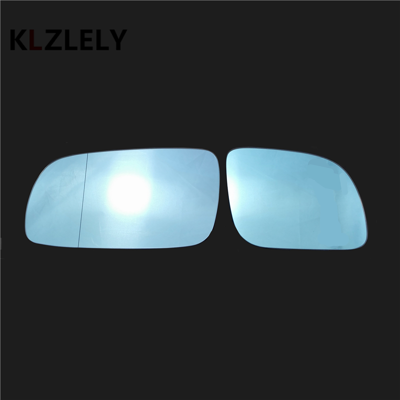 Left Passenger side Wing mirror glass for VW Sharan 2010-2019 Heated