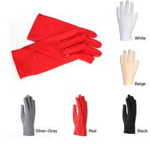 Wedding Bride Workplace Safety Supplies Safety Gloves Wedding Etiquette Working Gloves Antiskid For Finger Protection P20