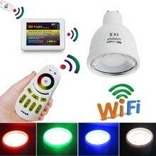 Mi. light 2.4 Г 4 Вт GU10 RGBW (Белый) Светодиодные Лампы + RF Touch Удаленного