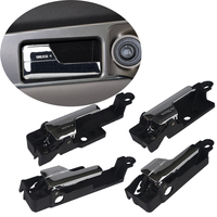 4 PCS For Ford Fusion Lincoln MKZ Zephyr Mercury Milan door inner door handle front and rear left and right interior handle bowl