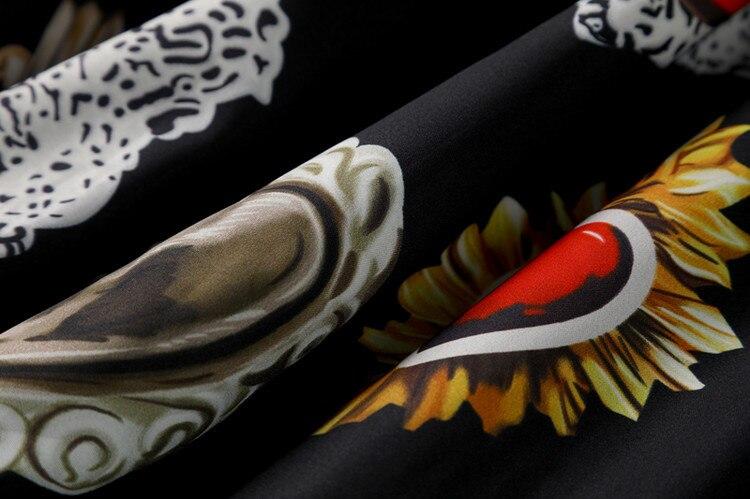 Verano Impresión Tamaño Moda Pista Mujer La Negro Faldas 2019 Diamantes Falda De Nueva Cintura Llegada Casual Alta Calidad Plus OaXRz