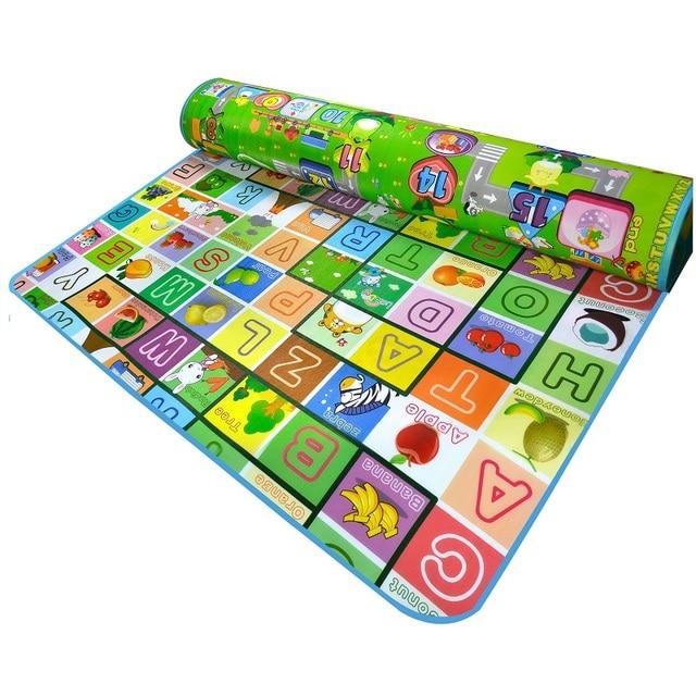 Baby Matte Teppich Teppich Tanzen Kinder Playmat Babyspielmatte