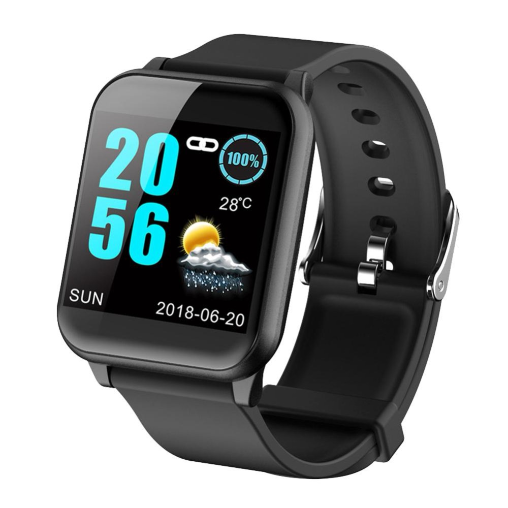 Smartwatch S9 2 5D Screen Gorilla Glass Blood oxygen Blood pressure BRIM IP68 Waterproof Activity Tracker