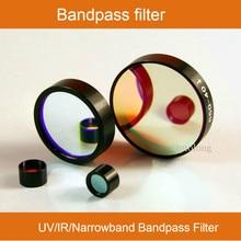 IR Bandpass Filter 850/30 nm Infrared Narrow Band Universal Use Of Machine Vision Laser Instrument