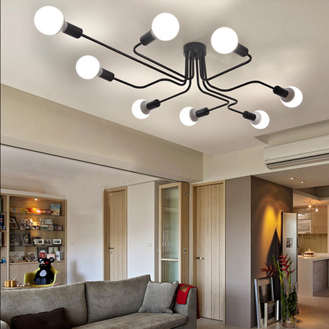 Stunning Woonkamer Plafondlamp Pictures - Modern Design Ideas ...