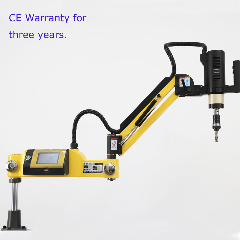 HTB1j3 weCSD3KVjSZFKq6z10VXaj - CE New 220V M3-M36 Universal Type Electric Tapping Machine Electric Tapper Tapping Tool Machine-working Taps Threading Machine