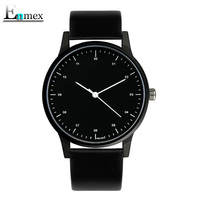 2016 Gift Enmex Creative Style Wristwatch Warm And Sunny Nordic Design With Simple Face Brief Casual