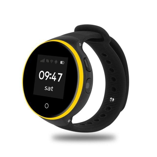 GENBOLI S669 Waterproof Kid Baby Safe Smart Watch GPS
