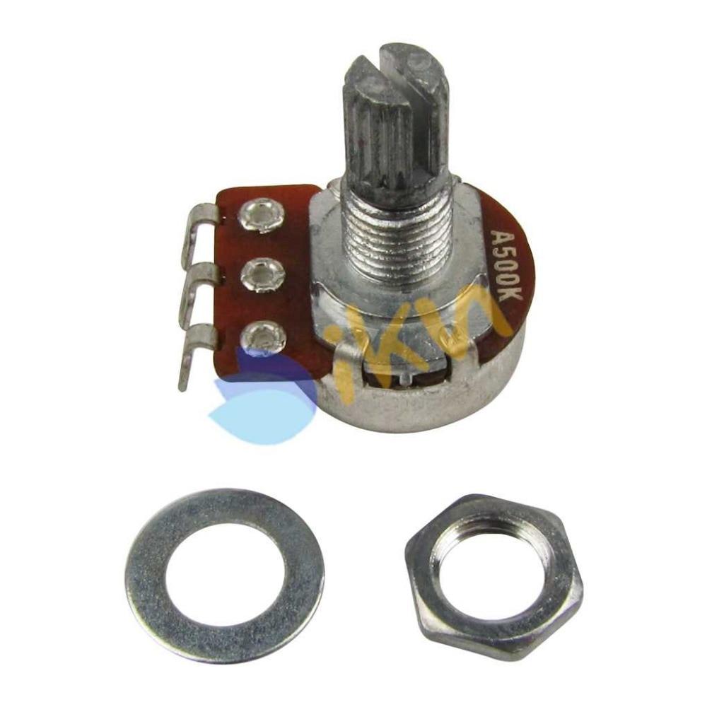 Aliexpress.com : Buy NEW 3pcs/set Mini 500K ohm Tone Volume ...