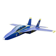 F18 PP 882mm Wingspan 30/40A 1500-2200mah 3S RC Airplane Fixed Wing KIT Outdoor Toys For Children Kids Gifts