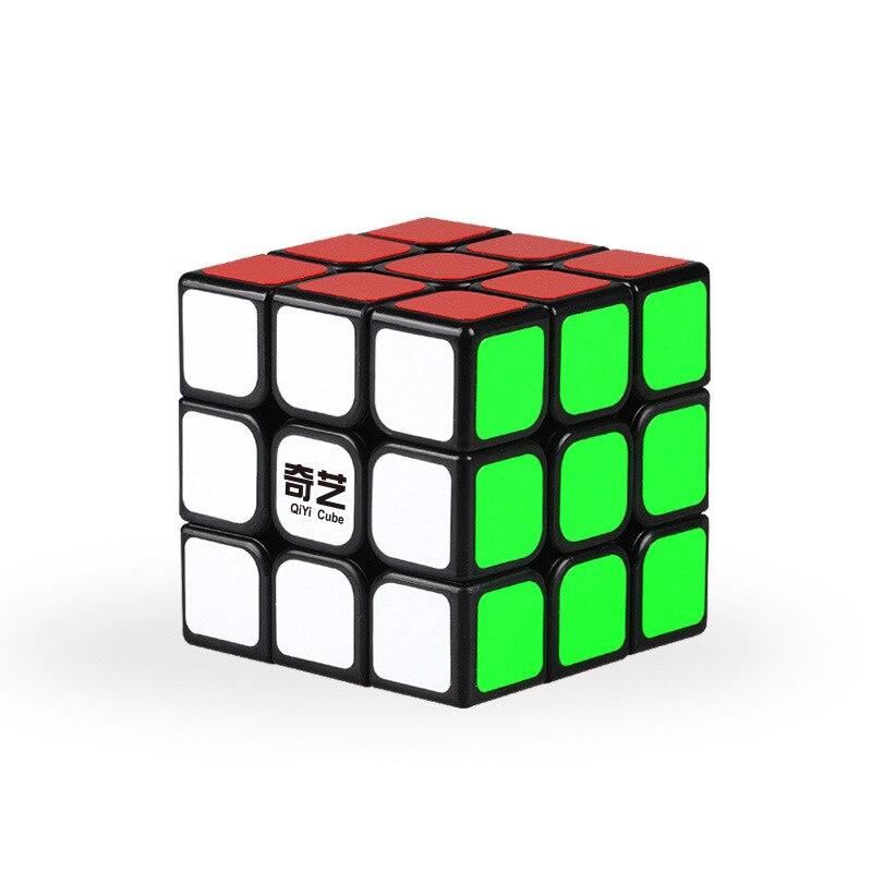 Magic Classic Cubes Puzzle 3X3X3 Fidget Toys 3D Cubic Ruby - ფაზლები - ფოტო 3