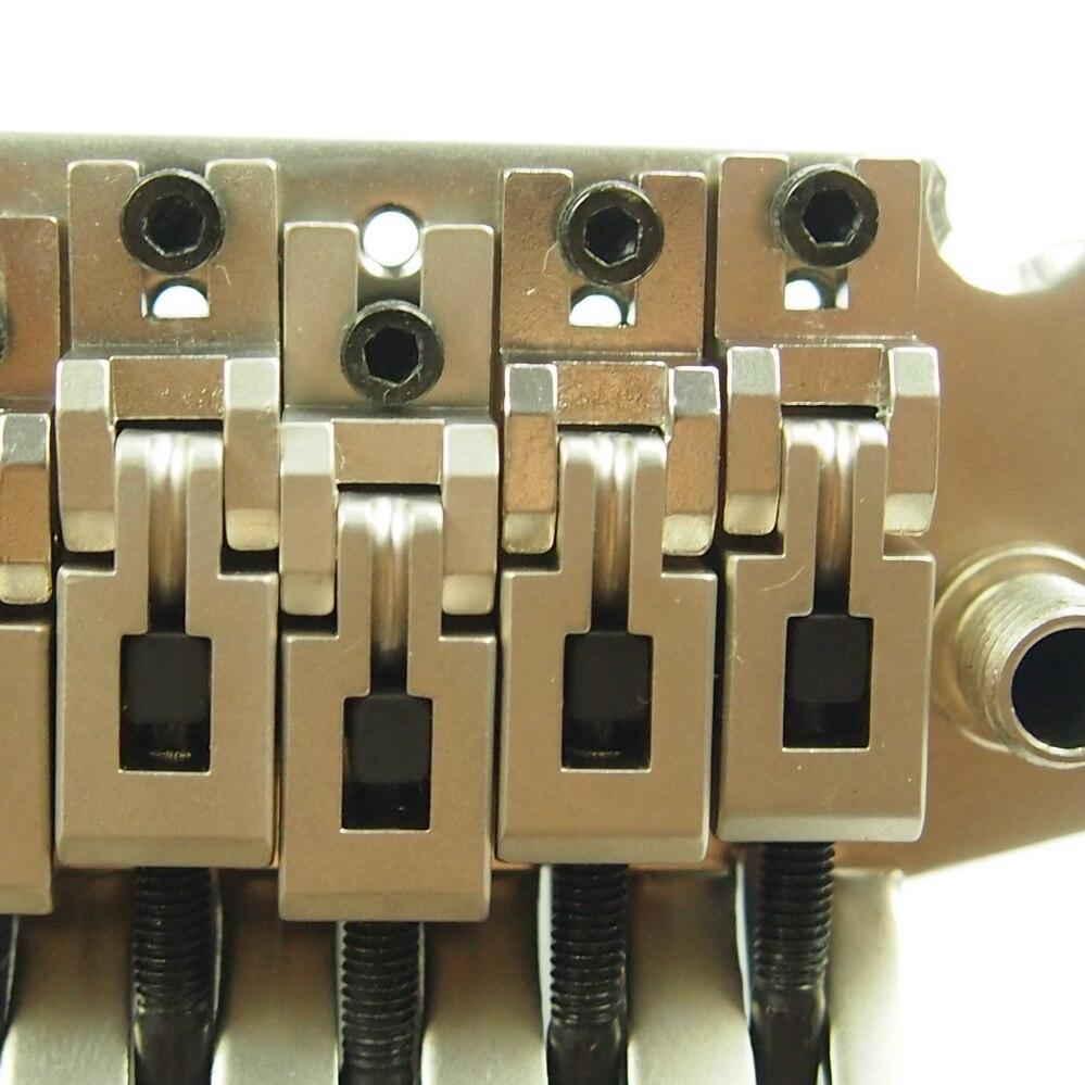 Doble puente giratorio Lic Tremolo Elecric Guitar Bridge Doble - Instrumentos musicales - foto 3