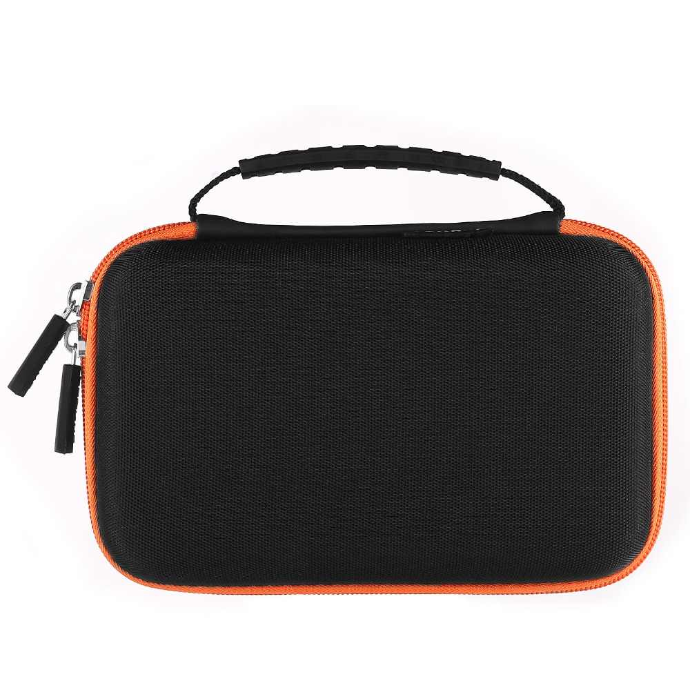 المحمولة منظم الكابلات الكبيرة حقيبة حمل حقيبة HDD USB فلاش محرك الذاكرة بطاقة باور ربنك لشحن الهاتف 3DS بطارية خارجية
