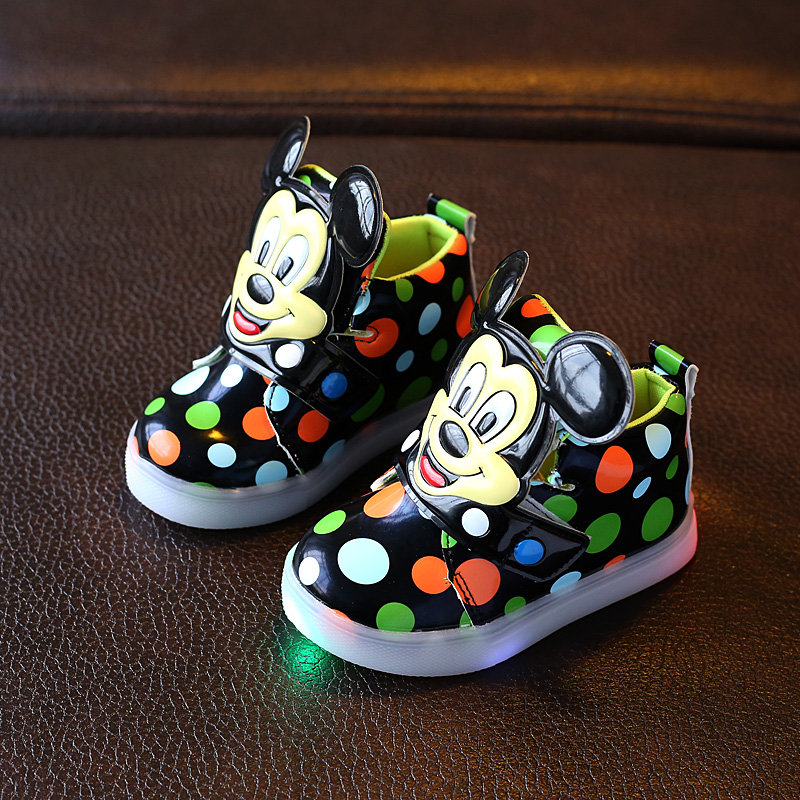 Kids-Shoes-With-Light-Boys-Led-Sneakers-New-Spring-Autumn-Dots-Lighted-Fashion-Girls-Mickey-Shoes-Children-Shoes-Size-21-30-1